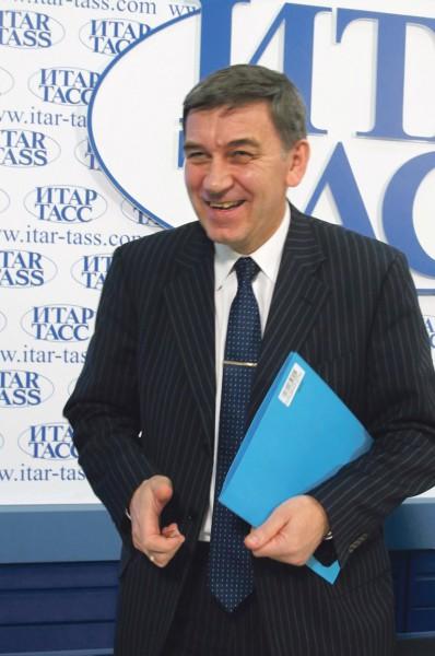 А. Хлунов. Фото Н. Деминой