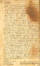 Страница из его дневника
