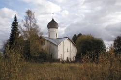 Храм Благовещения на Мячине