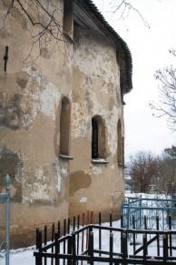 Апсиды храма