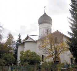 Современный вид храма