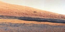 Отроги горы Шарпа