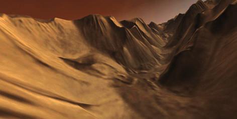 Сотрудники Лаборатории реактивного движения NASA на основе тысяч снимков  станции Mars Odissey и данных лазерного высотомера станции Mars Global Surveyor сделали численную трехмерную модель Долины I Маринера с разрешением не ниже 300 м. На ее основе сделан фильм, дающий впечатление полета над системой каньонов. Приводим несколько кадров.