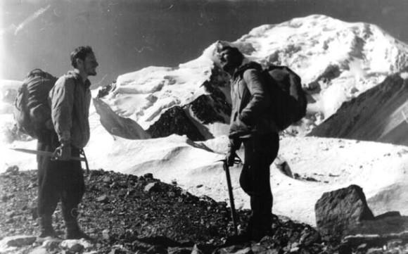 В 1968 году Митя, его брат Михаил Дьяконов, Владимир Эгинброд и Алексей Шишов совершили 14-дневный поход по Терскей Алатау и массиву Куйлю. Это был первый Митин серьезный поход в большие горы.