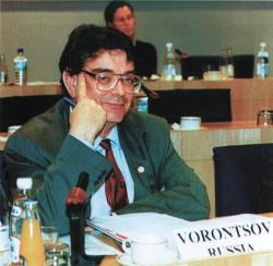 Николай Николаевич Воронцов