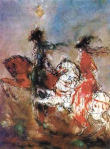 Картина Михаила Ксенофонтовича Соколова