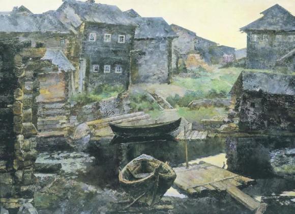 Белая ночь (1930)