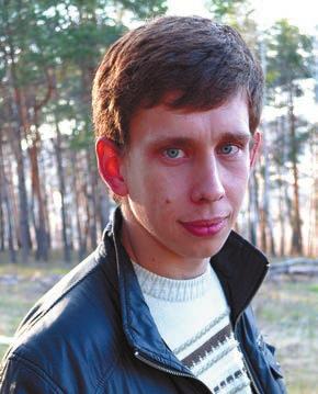 Аспиранта Максима Япрынцева из деревни Большебыково химией увлекла школьная учительница