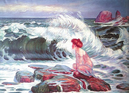 Волна. 1902