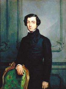 Алексис-Шарль-Анри Клерель де Токвиль (1805–1859) — французский политик, философ, историк, автор трактата «Демократия в Америке»