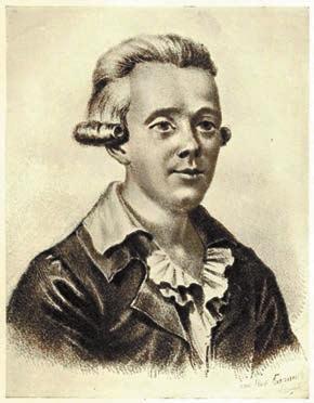 Иван Григорьевич Шварц (1751–1784) — профессор философии московского университета, писатель-мистик, масон