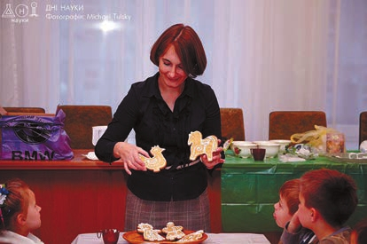 Мастер-класс на кафедре фольклористики в Институте филологии КНУ