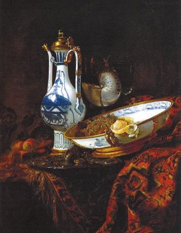 Натюрморт. Уиллем Кальф (1619–1693)