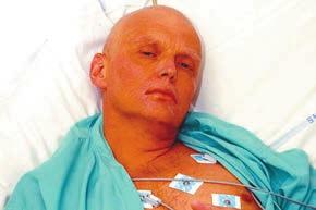 Фото сделано за два дня до смерти Литвиненко (23 ноября 2006 года).  С сайта www.litvinenkoinquiry.org