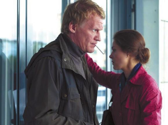 Алексей Серебряков и Елена Лядова. Кадр из фильма