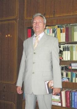 Ф.Ф. Стерликов. Фото ссайта www.mgutm.ru