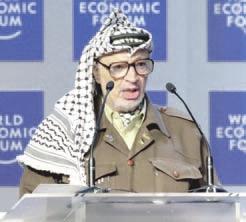 Ясир Арафат. Фото из «Википедии»
