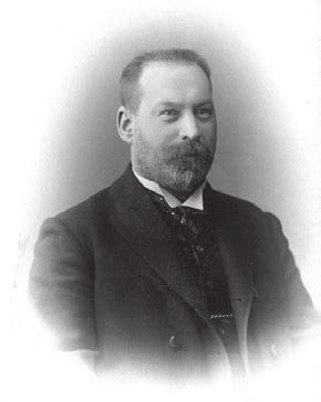 Л. Н. Кекушев (1907 год)
