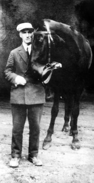 В. М. Курлов в последние годы жизни (из архива музея Томского университета)