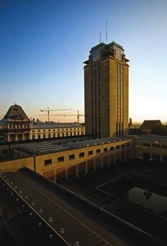 Библиотека университета в Генте