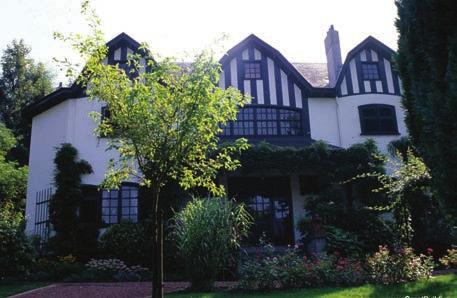 Дом «Блюменверф» в Уккеле