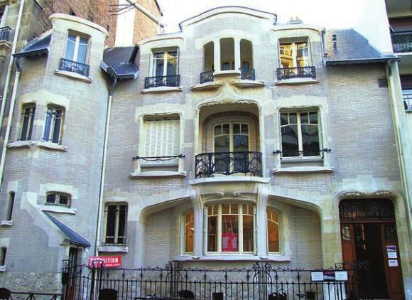 Отель Mezzara (Париж)