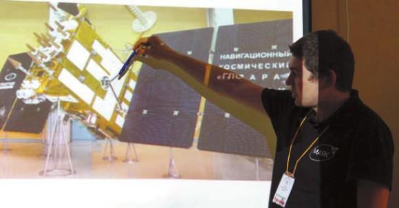 Александр Шаенко рассказывает о системах терморегулирования КА
