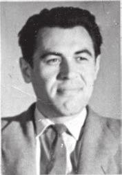 В. Ф. Овчинников,  директор «Второй школы». 1960 год. Фото из архива