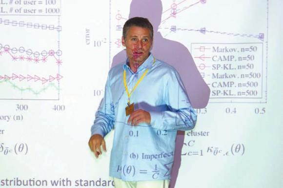 Настает время, когда математические методы анализа данных оказываются центром и острием научного развития. Доклад читает математик Александр Прутьер из королевского технологического института Швеции
