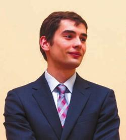 Модератором круглого стола «Фундаментальные науки в трансляционной медицине» выступил молодой ученый из ИППИ РАН Михаил Беляев