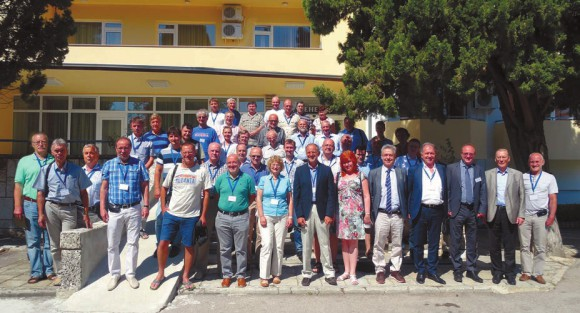 Конференция RDMS-2015, групповое фото. Фото В. Жильцова