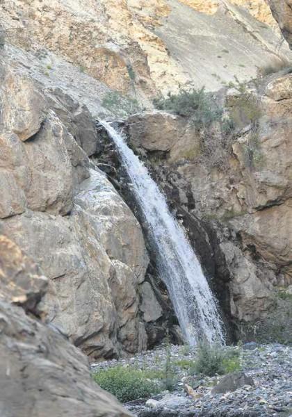 Водопад. Фото А. В. Андреева