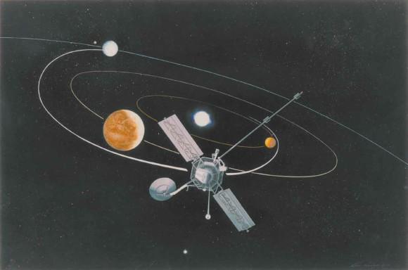 Изображения NASA из «Википедии»