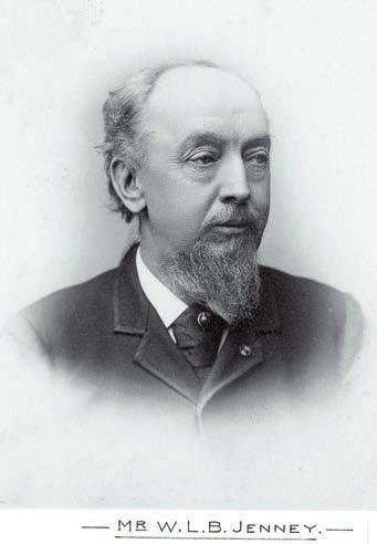 Уильям Ле Барон Дженни
