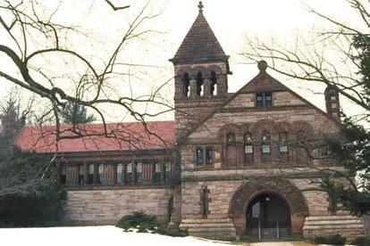 Фото 2. Библиотека Эймса