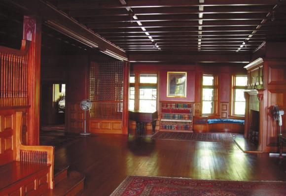 Фото 4. Дом Роберта Трита (Уолтем, Массачусетс)