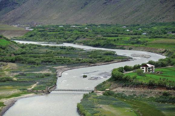Долина реки Суру. 30 июня