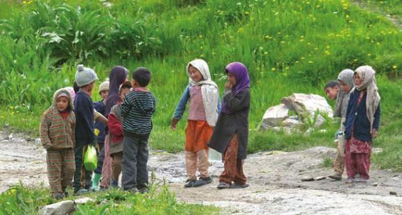 Дети Паркачика. 30 июня