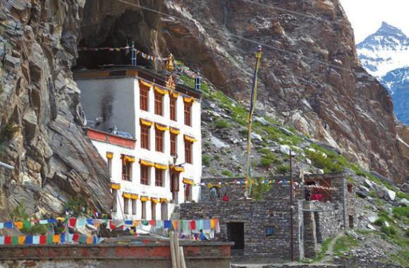 Монастырь Дзонгкуль. 3 июля