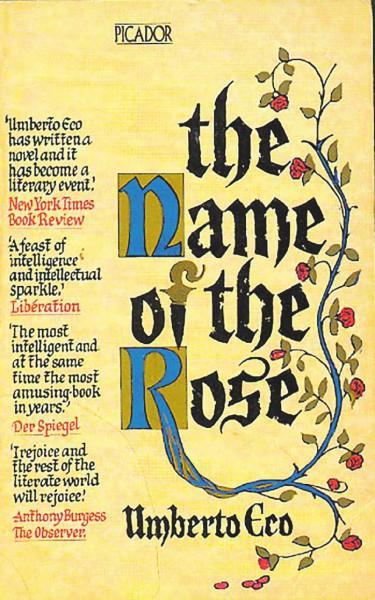 Умберто Эко. Имя розы