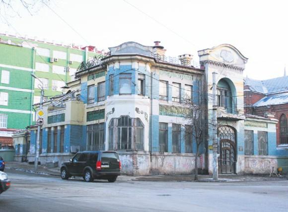 Дом Курлиной. Фото: «Википедия»