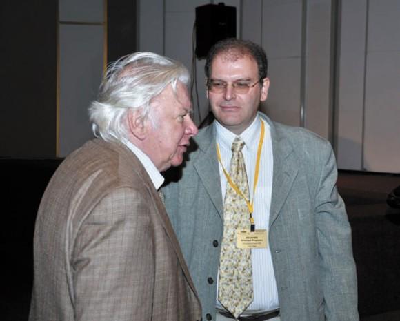 В. Захаров и А. Иванчик