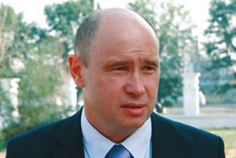 Николай Мошкин. Фото З. Дагбаева (http://russianstock.ru)
