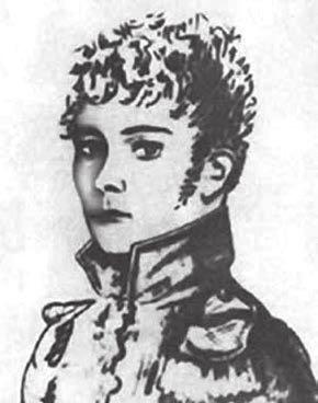 Портрет Андрея Тургенева