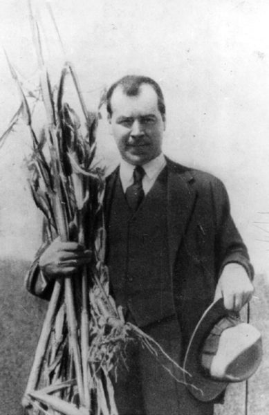 Николай Иванович Вавилов (1887–1943) —  российский и советский ученый-генетик, ботаник, селекционер, географ, общественный деятель