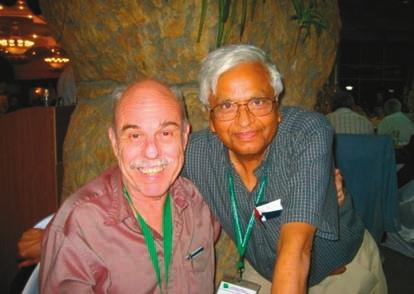 Натан Нельсон (слева) и Говинджи