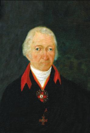 Пётр Симон Паллас (1741–1811). Неизвестный художник, холст, масло. Картина хранится в Зоологическом институте РАН (Санкт-Петербург)