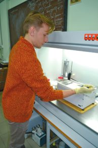 Нанесение графеновых контактов методом Ленгмюра— Блоджетт на подложку из ниобата лития