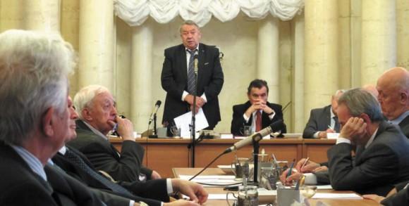 Президиум РАН, 12 Ноября 2013 года. Фото Н. Деминой