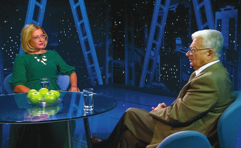 «Гамбургский счет» с физиком-ядерщиком Юрием Оганесяном